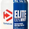 Протеин Dymatize Nutrition Elite Whey, клубника, 930 г
