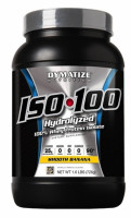 Протеин Dymatize nutrition ISO-100 WHEY 1362 г.