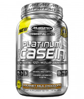 Протеин Muscle Tech Platinum 100% Casein 824 г.