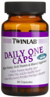 Витамины Twinlab Daily One Caps (iron+) 90 капс.
