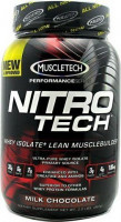 Протеин Muscletech Nitro tech Perfomance Series, шоколад, 908 г